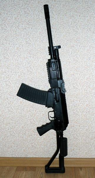 это моё ружьё