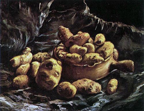 Ван Гог - Картофель