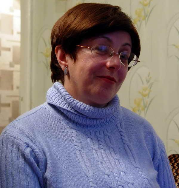 Nina Stepanskaya (1954-2007)