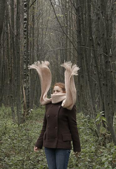 Вязание. мех. Код. вязаный капор. как сшить снуд.