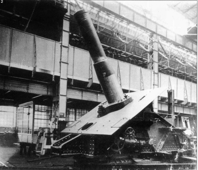 305 Мм Гаубица Образца 1915 Года - фото 5