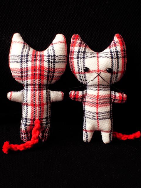 Шотландская киска (12 см.) - All about dolls