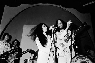 Джон Леннон, Йоко Оно, дети