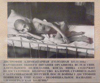 Ленинградская болезнь