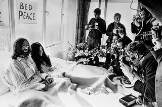 Борьба за мир под одеялом: 40 лет спустя