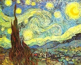 Желтый мир Ван Гога