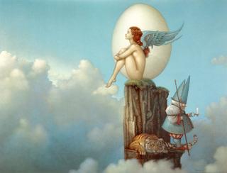 Яйцо странствующего хиппи