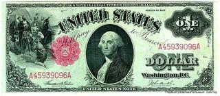 Старые доллары