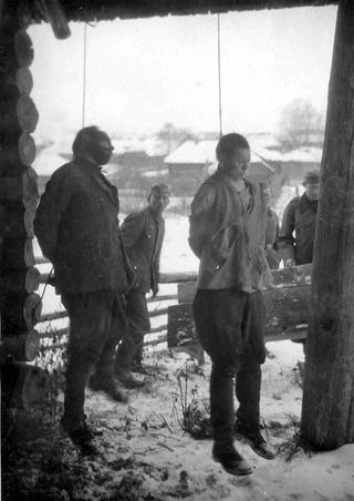 Работа НКВД в РОА, СС и других частях противника