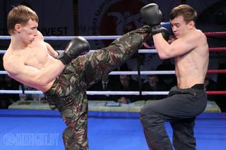 Бои без правил в Бобруйске