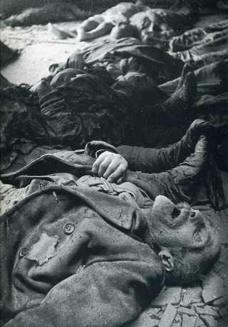 Военные фото Евгения Халдея