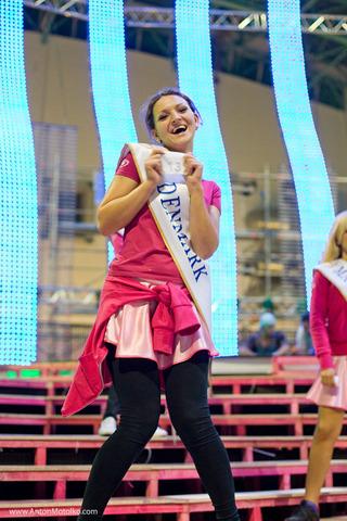 Miss Intercontinental 2009: накануне представления