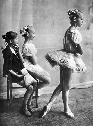 Чем занимались советские девочки