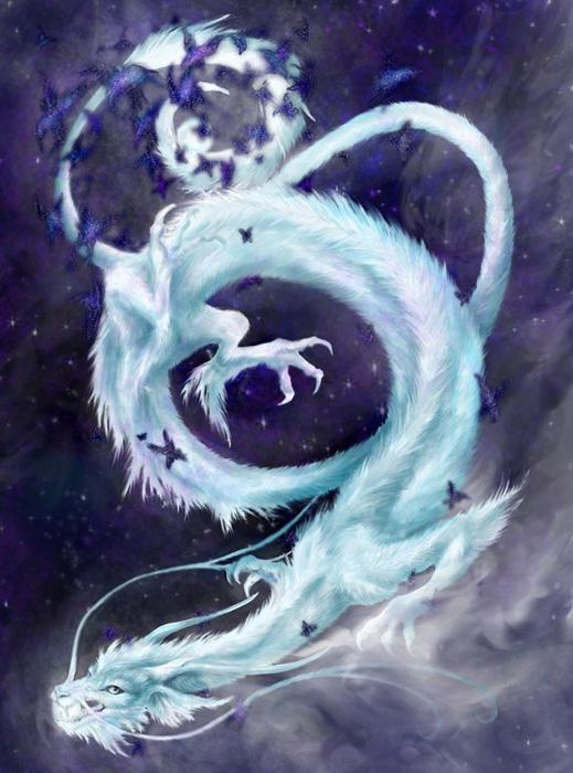 Год дракона что с ним связано
