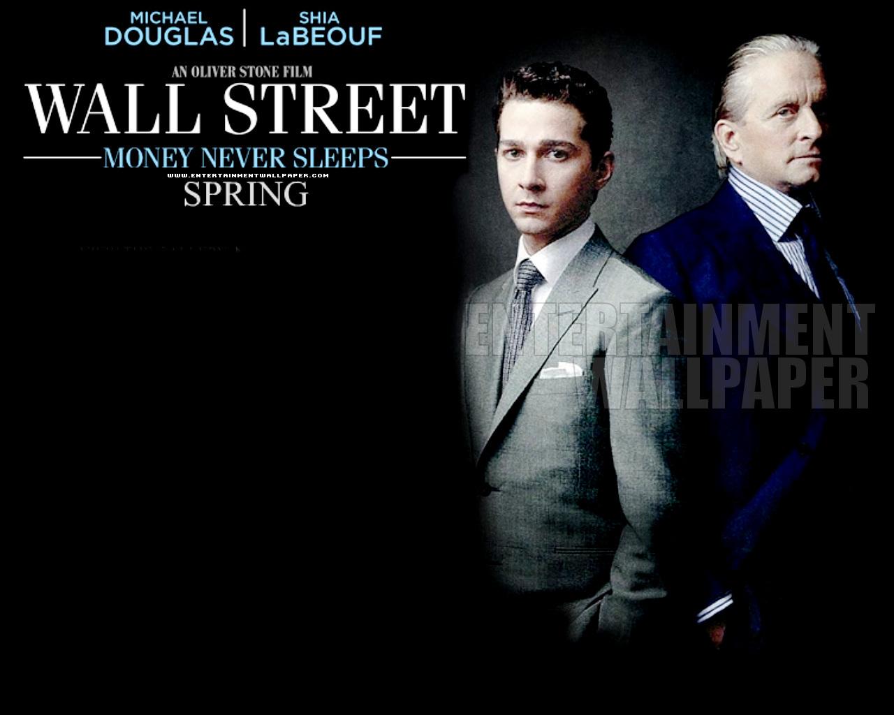 leshch: С 30 сентября в кинотеатрах Уолл Стрит: Деньги не спят!
