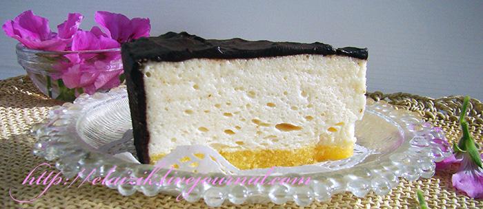 Птичье молоко рецепт торт желатин