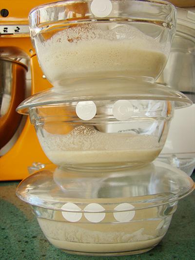 Гашение соды при выпечке