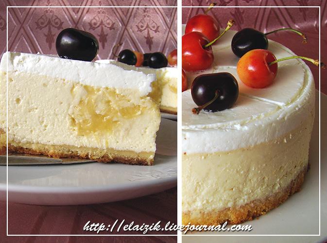 Рецепт торта чизкейк рецепты тортов