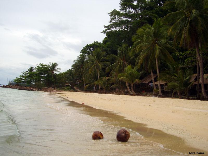 Острова Тайланда. Ко-Вай.