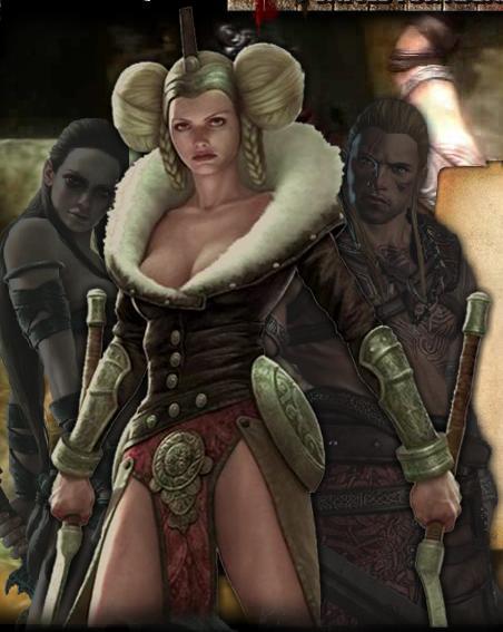 богиня Фрейя