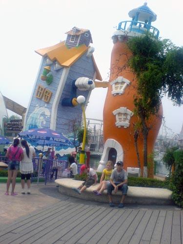 Фото город хуньчунь Китай