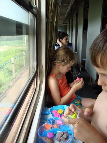 Поезд хуньчунь шеньян