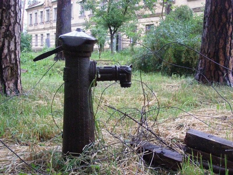 Водяные колонки когда-то были