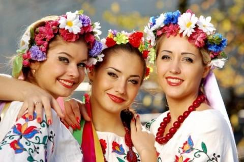 Украинские девушки фото бесплатно 28352 фотография