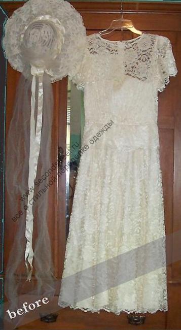переделка свадебного платья