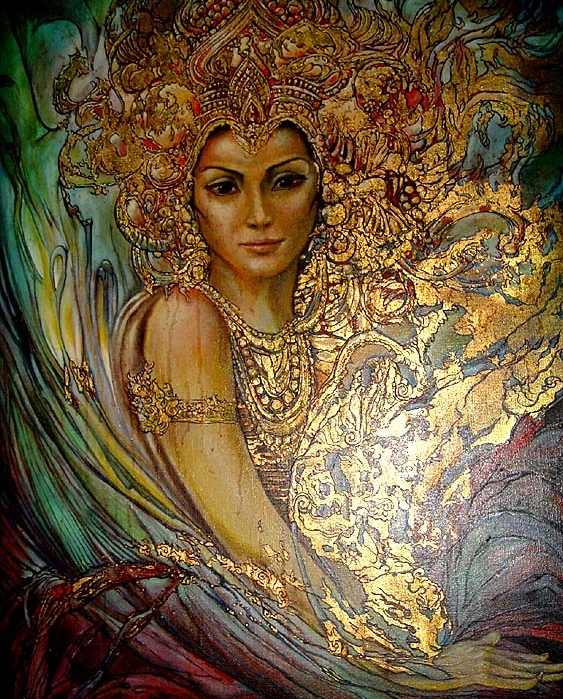 Богиня любви картинки - 8