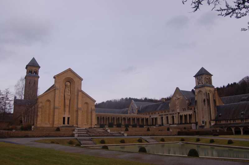 Аббатство Орваль (Бельгия)