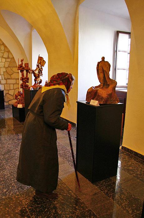 Музей у збаразькому замку