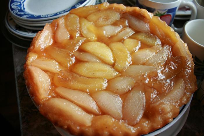 Яблочный пирог на сковородке рецепт