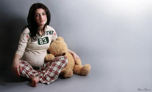 Фотоистория моей беременности