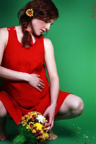 Как запечатлеть на фото свою беременность?