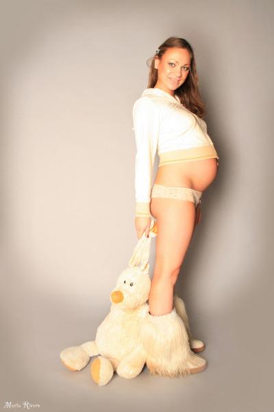 Как запечатлеть беременность?