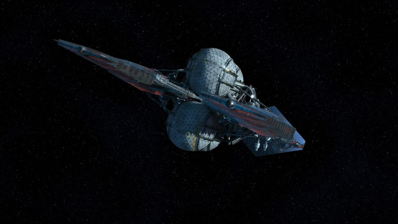 Трахнули в космическом корабле 2 фотография