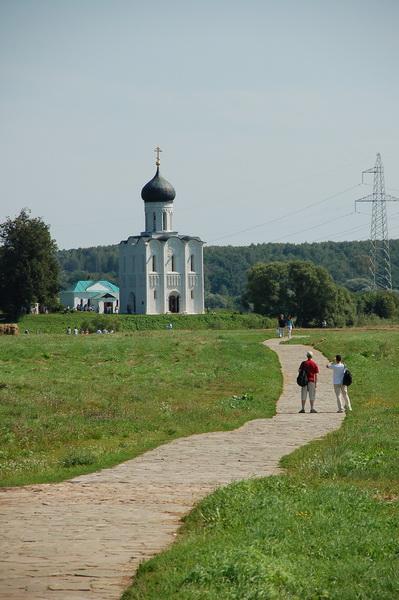Храм Покрова-на-Нерли