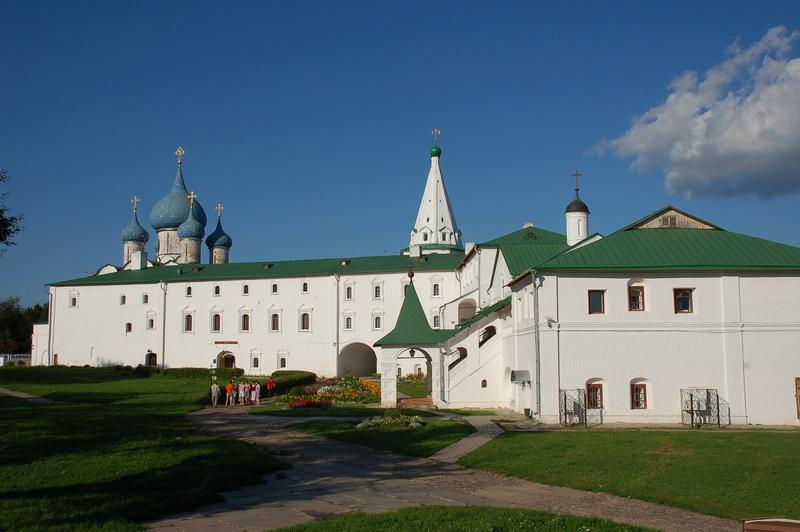 Ансамбль кремля