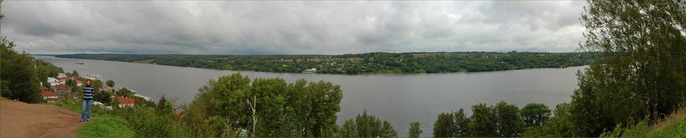 Панорама с Соборной горы