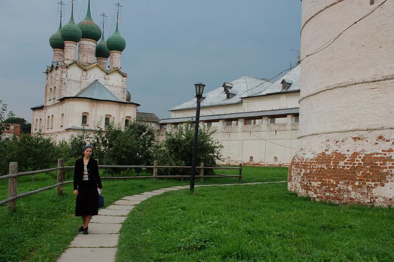 В кремлёвском огороде