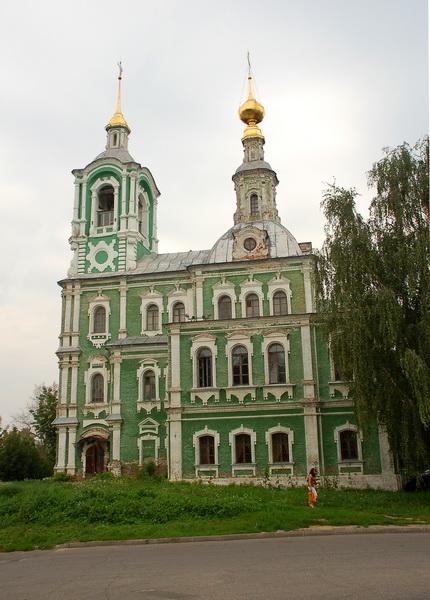 Церковь Николы-Мученика