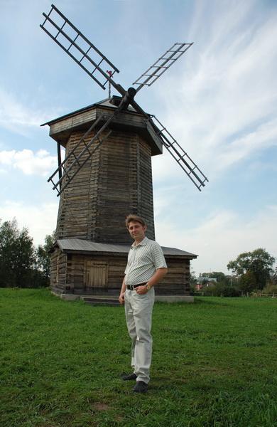 Дон Кихот и его мельницы
