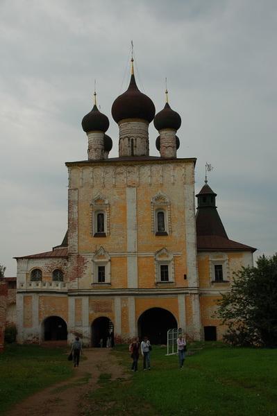 Собор в Борисоглебском