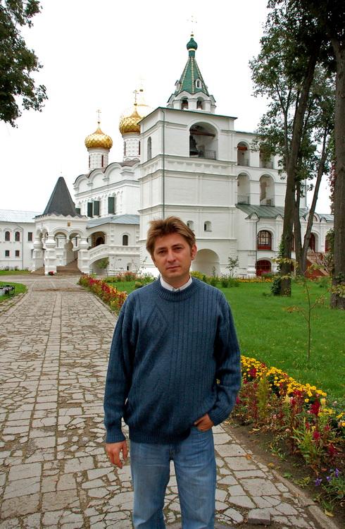 Звонница Ипатьевского монастыря