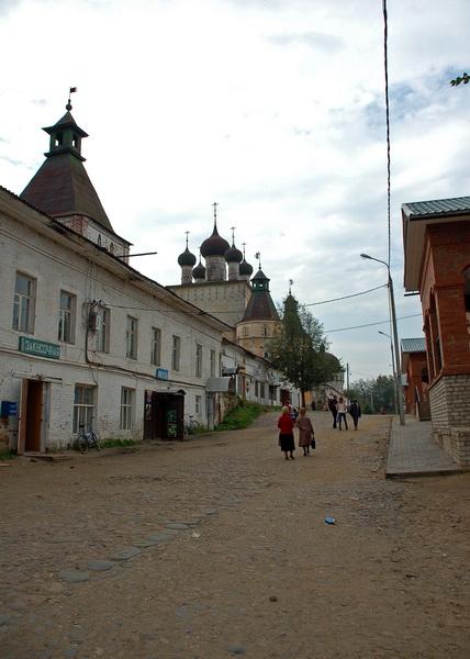 Улочка в Борисоглебском