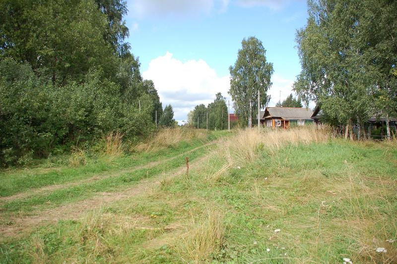 Вот моя деревня, вот мой дом родной..