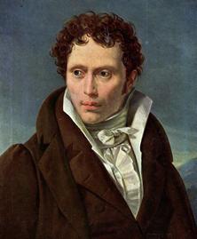 Артур Шопенгауэр, мыслитель, писатель