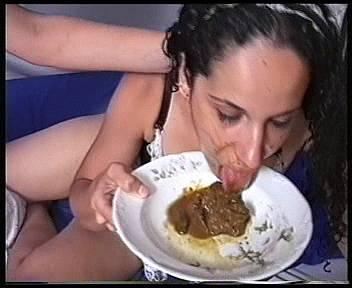 Lesbian Scat Games - копрофилия, копрофагия и shitting! MegaIzvrat.