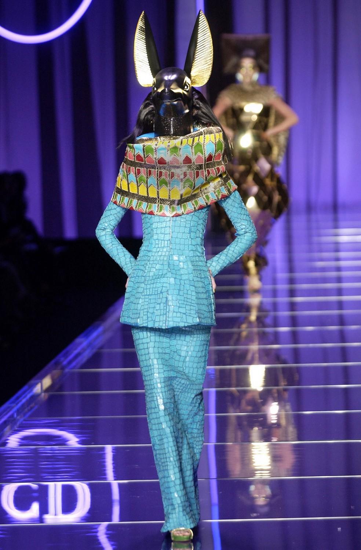 Alexander McQueen - Wikipedia John galliano egyptian fashion